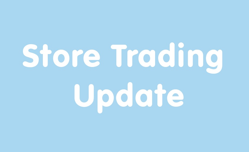 Store Trading Update - 844x517